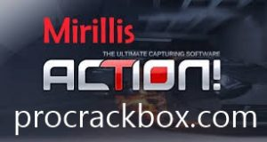Mirillis - Screen recorder and gameplay recording with crack+License key 2018 software(update)