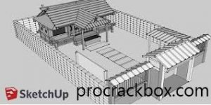 Download SketchUp Pro 2018 Crack License Keygen For Windows