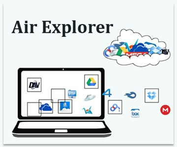 Air Explorer Pro 3.0.1 Crack With Activation Code 2020 [Latest]