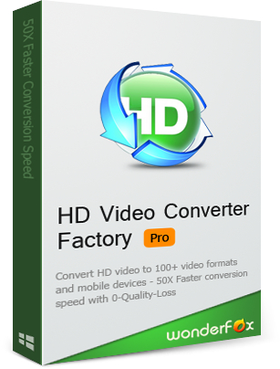 HD Video Converter Factory Pro 18.9 Crack + Registration Key 2020
