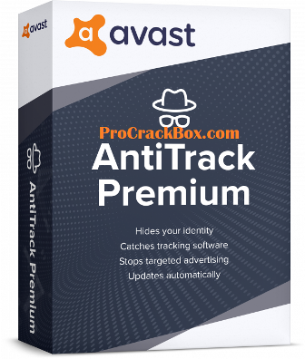 Avast Anti-Track Premium 19.4.2370 Crack + License Key 2020