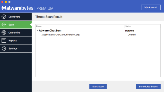 Malwarebytes Premium 4.1.1.149 Crack With License Key [2020]