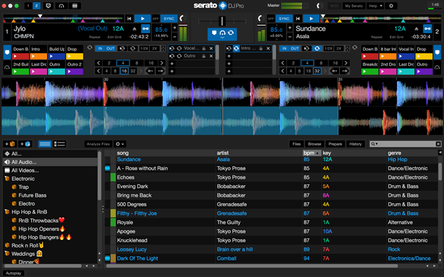 Serato DJ Pro 2.2.1 Crack + Torrent [Win/Mac] Latest 2019