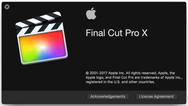 Final Cut Pro X 10.4.8 Crack Torrent 2020 (Mac/Win)